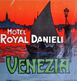 Danieli Royal Excelsior Venezia, Artist unknown