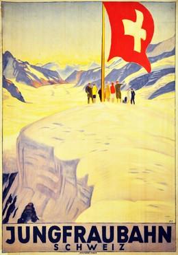 Jungfrau Railway – Switzerland, Emil Cardinaux