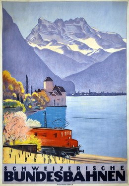 Schweizerische Bundesbahnen, Emil Cardinaux