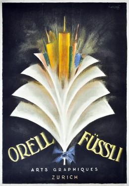 ORELL FÜSSLI – Arts Graphiques – Zurich, Charles Honoré Loupot