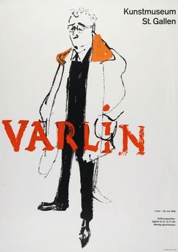 Kunstmuseum St. Gallen – VARLIN, Varlin (Guggenheim, Willy, 1900-1977)