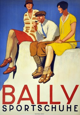 BALLY – Sportschuhe, Emil Cardinaux