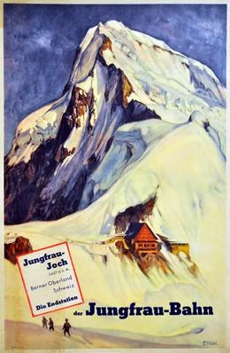 Jungfrau-Bahn- Jungfrau-Joch 3457 m.ü.M. – Berner Oberland Schweiz, Ernst Hodel