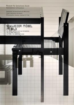 Museum für Gestaltung Zürich – Schweizer Möbel im Bild, Jörger, Theres - Photo: Hablützel, Alfred