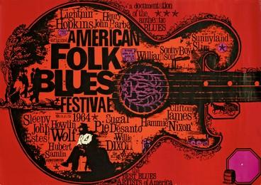 American Folk Blues Festival 1964, Michel & Kieser