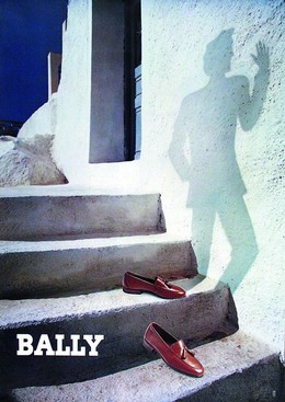 BALLY, Photo: Jost Wildbolz DDB Doyle Dane Bernbach (Ad Agency)