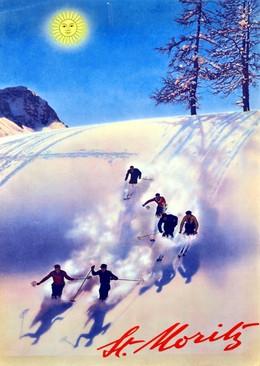 St. Moritz, Walter Herdeg