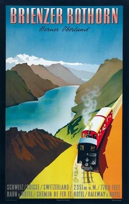 Brienz – Bernese Oberland, Fritz Reck