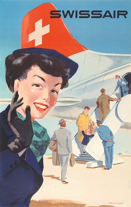 Swissair, Hans Looser