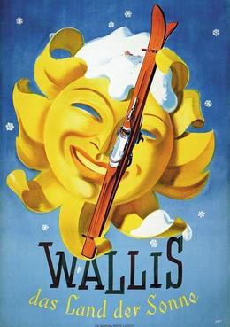 WALLIS – das Land der Sonne, Herbert Berthold Libiszewski