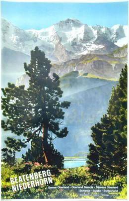 BEATENBERG – NIEDERHORN – Berner Oberland, Artist unknown