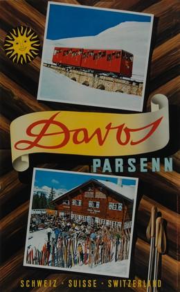 Davos Parsenn Schweiz, Wolfgang Hausamann