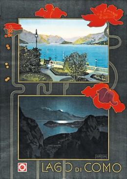 Lake Como, Artist unknown
