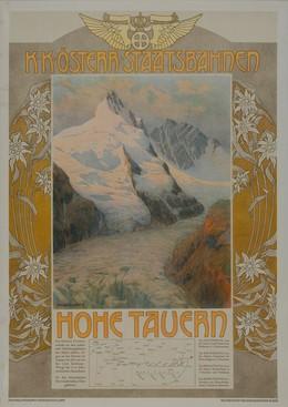Hohe Tauern – K.K. Österreichische Staatsbahnen, Gustav Jahn