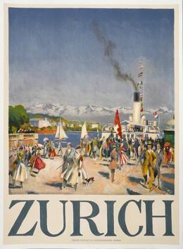 ZÜRICH, Otto Baumberger