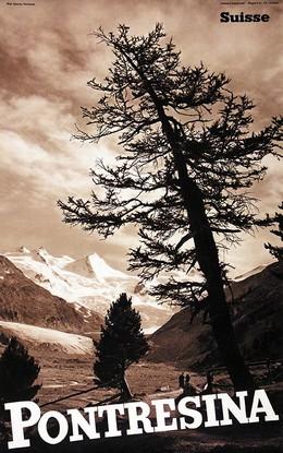 Pontresina Suisse Switzerland, Schocher Bartholomé