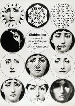 Globissimo – presented in collaboration with Piero Fornasetti, Piero Fornasetti