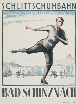 Schlittschuhbahn Bad Schinznach, Otto Ernst