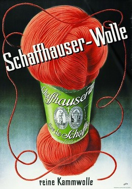 Schaffhauser-Wolle, Herbert Berthold Libiszewski