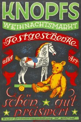 KNOPFS Weihnachtsmarkt Festtagsgeschenke, O. Oberle