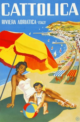 CATTOLICA Riviera ADRIATICO, Artist unknown