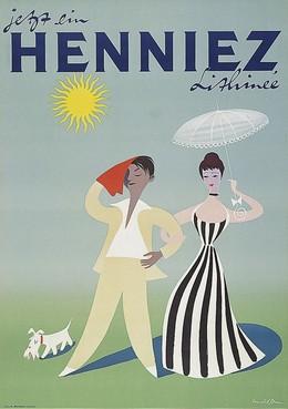 Henniez Mineral Water, Donald Brun