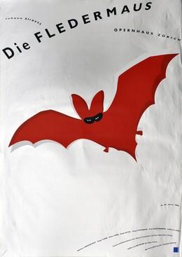 Zurich Opera House – The bat by Johann Strauss, K. Domenic Geissbühler