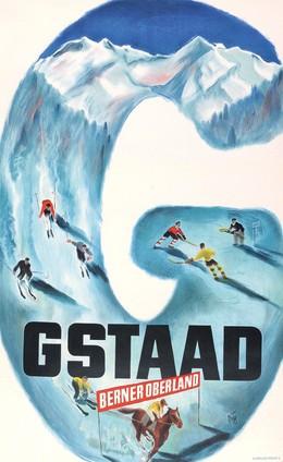 GSTAAD Bernese Oberland, Alex Walter Diggelmann