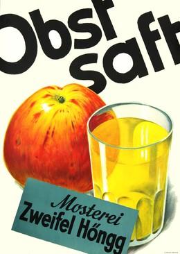 Zweifel Apple Juice, Hugo Laubi