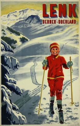 Lenk Berner-Oberland, Werner Gfeller