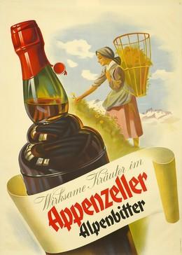 Appenzeller Alpenbitter, Fritz Reck
