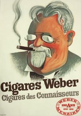 Cigares Weber – Cigares des connaisseurs, Hugo Laubi