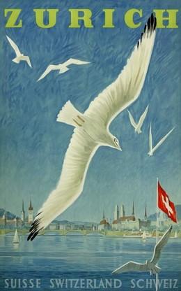 Zurich – Switzerland, Alex Walter Diggelmann