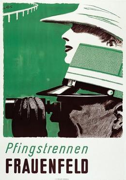 Pfingstrennen Frauenfeld, Herbert Berthold Libiszewski