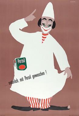 Persil… natürlich mit Persil gewaschen, Berger Emil