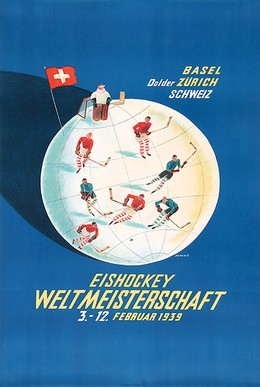 Eishockey Weltmeisterschaft Februar 1939, Franco Barberis