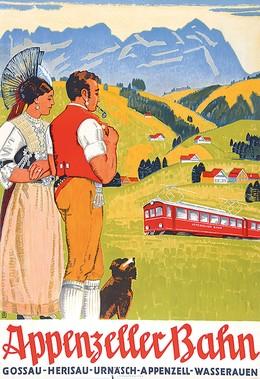 Appenzellerbahn, Wilhelm Friedrich Burger