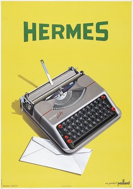 HERMES – Baby, Herbert Leupin