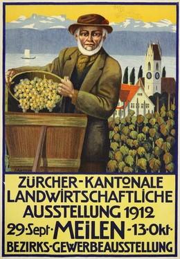 Zurich Agricultural Exhibition Meilen, Amman, J., 20. Jh.