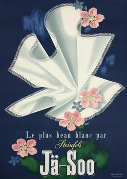 Le plus beau blanc par Steinfels – Jä-Soo, Hans Aeschbach