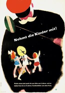 Nehmt die Kinder mit., Fritz Bühler
