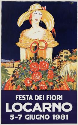 Locarno Flower Festival 1981, Daniele Buzzi
