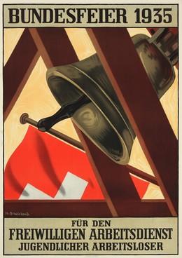 Federal celebration 1935, Hans Beat Wieland