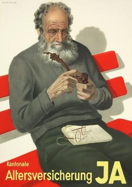 Kantonale Altersversicherung Ja, Viktor Rutz