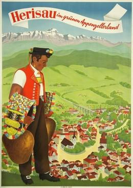 Herisau im grünen Appenzellerland, Hugo Laubi