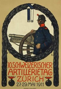 10. Schweizerischer Artillerietag Zürich