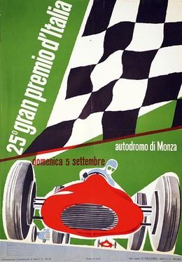 25.o Gran premio d'Italia – Autodromo di Monza, Max Huber