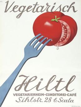 Vegetarisch HILTL – Sihlstr. 28 b. Scala, Hugo Laubi