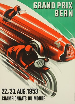 Grand Prix Bern 1953 – Championnat du Monde, Ernst Ruprecht