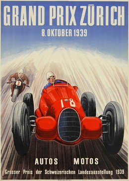 Grand Prix Zürich 1939, Adolf Schnider